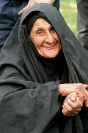 امرأة عجوز2